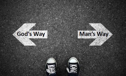 My Fundamental Choice, For or Against God
